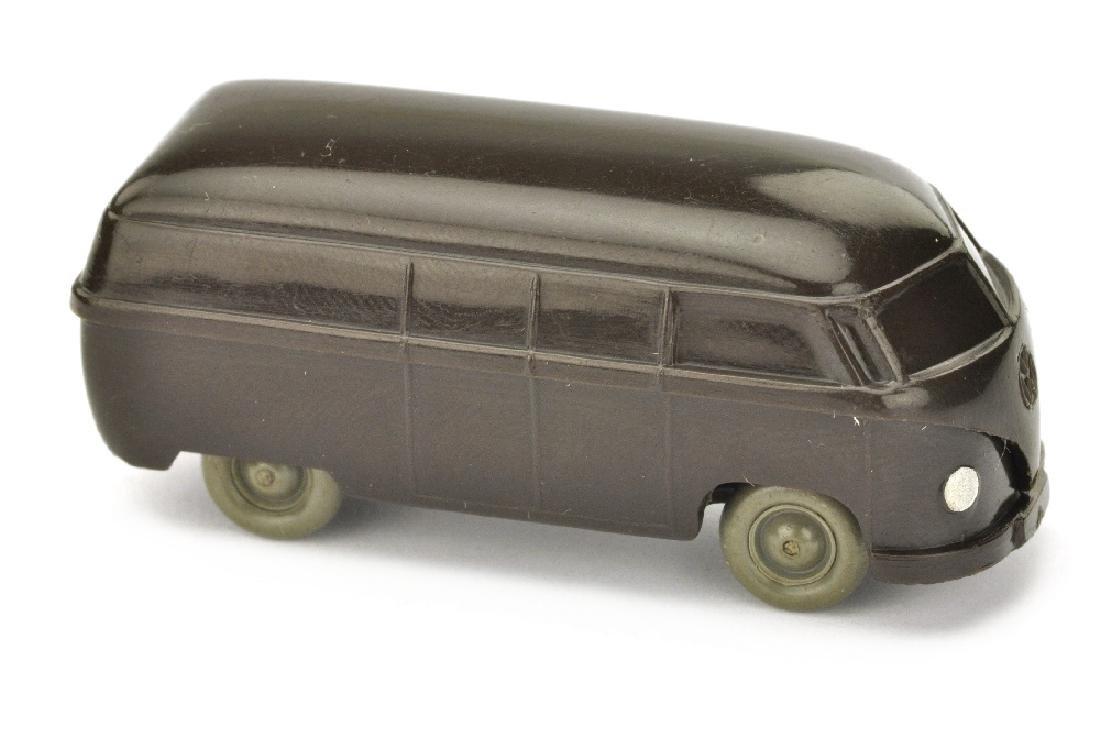 VW T1 Kasten (Typ 3), braunschwarz
