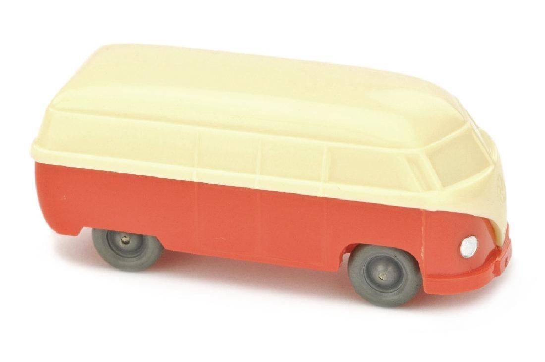 VW T1 Kasten (Typ 3), creme/orangerot
