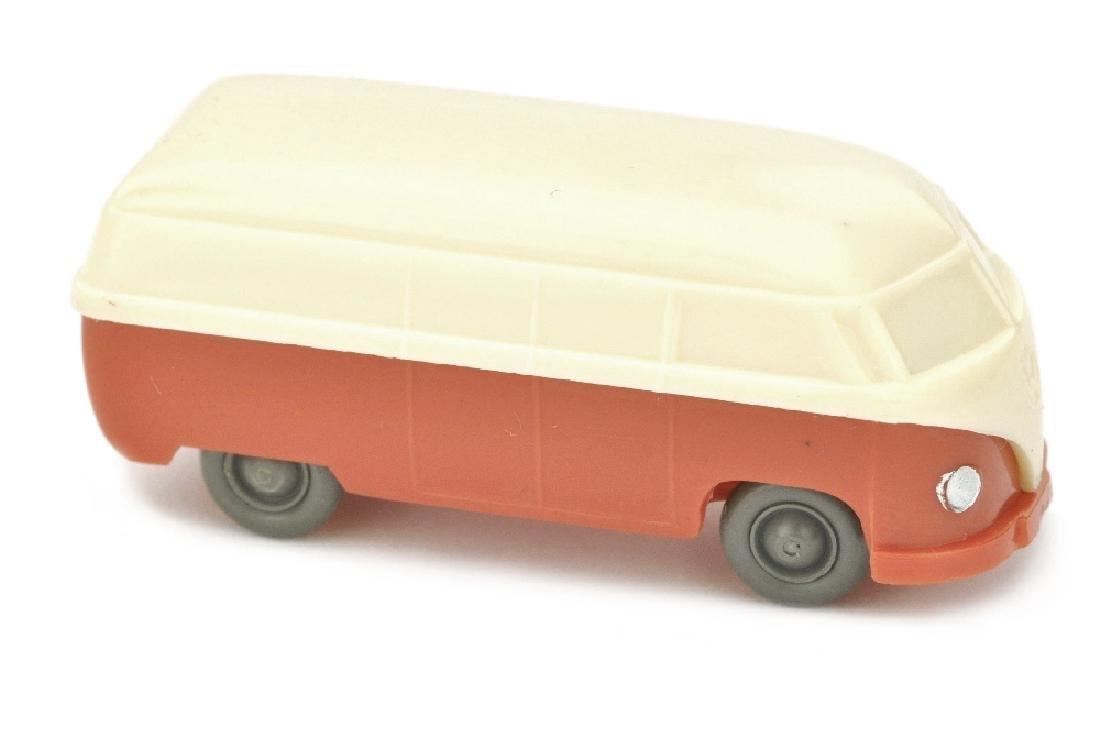 VW T1 Kasten (Typ 3), cremeweiss/rose