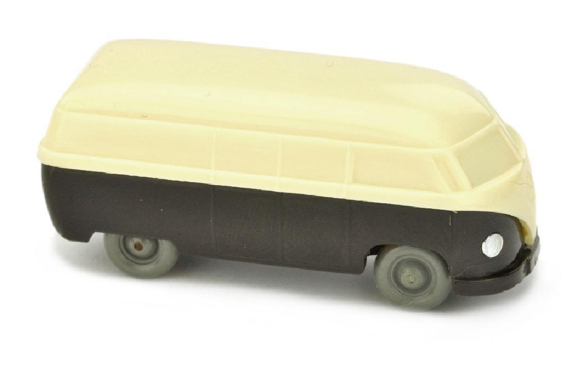 VW T1 Kasten (Typ 3), creme/braunschwarz