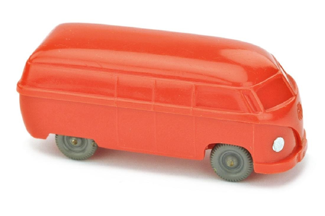 VW T1 Kasten (Typ 3), orangerot