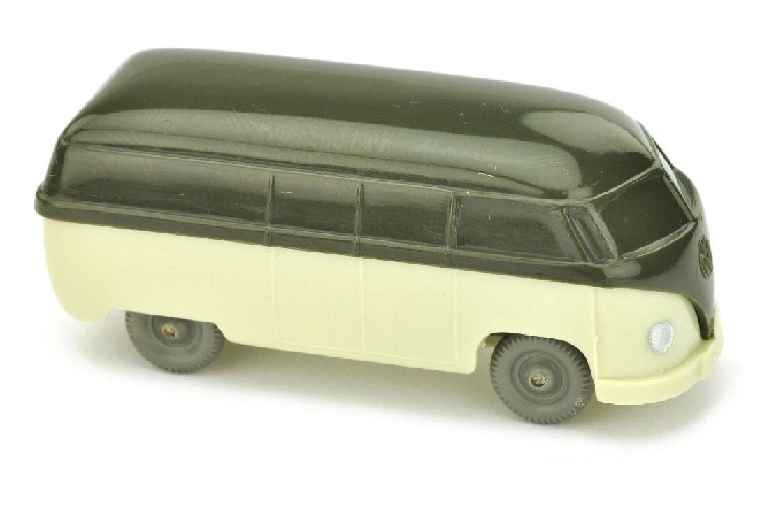 VW T1 Kasten (Typ 3), olivgruen/hellgruenbeige