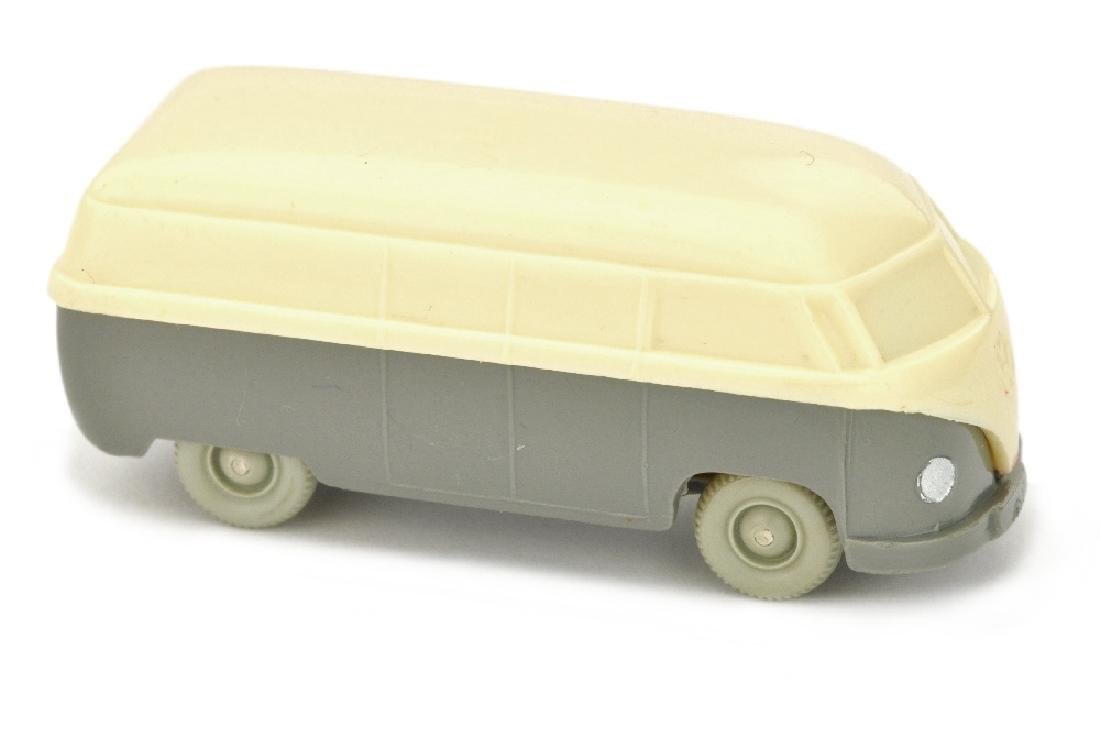 VW T1 Kasten (Typ 3), cremeweiss/betongrau