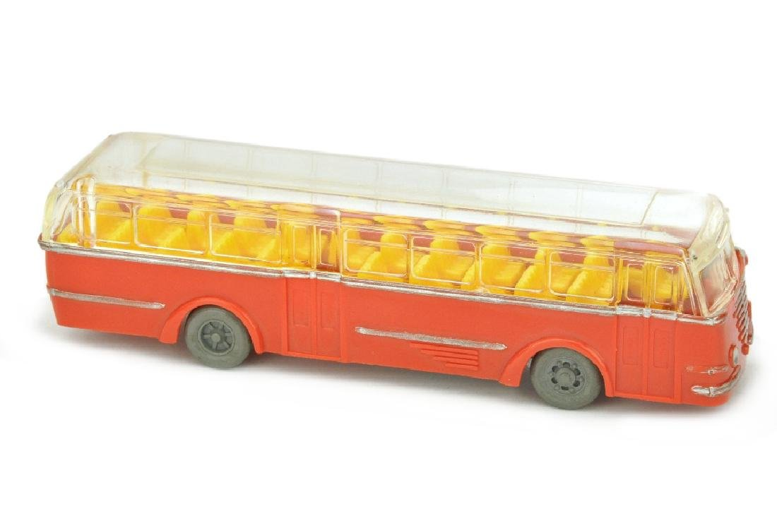 Buessing Trambus (mit Buessing), orangerot
