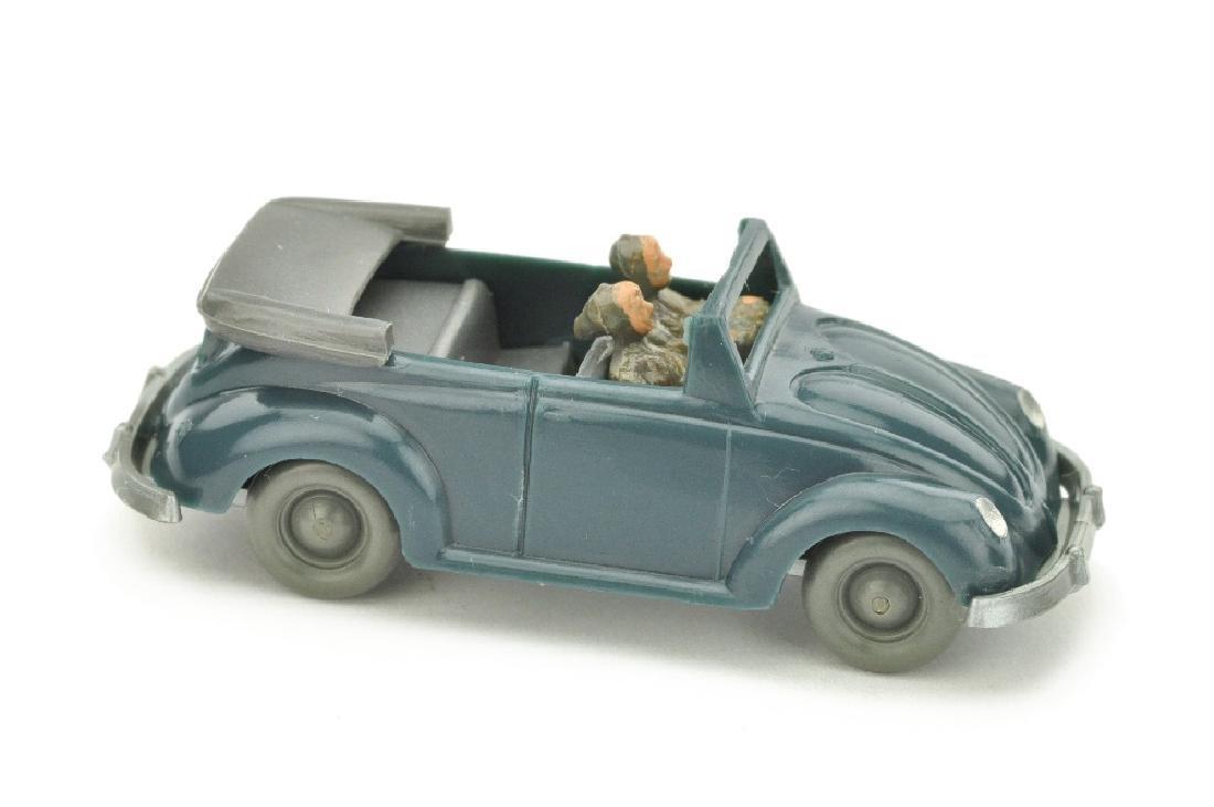 VW Kaefer Cabrio (Typ 1), dunkelgraublau