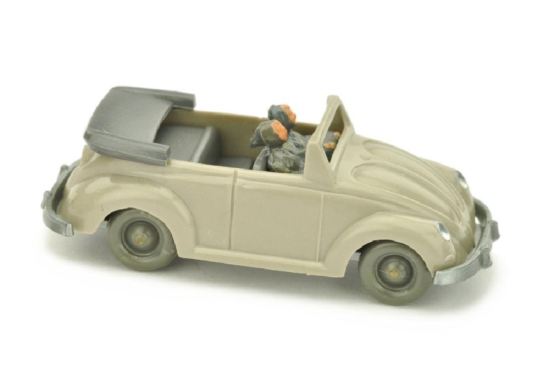 VW Kaefer Cabrio (Typ 1), braunelfenbein