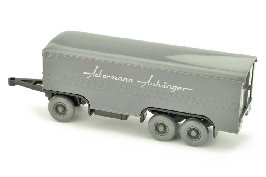 Ackermann-Anhaenger, basaltgrau/anthrazit - 2