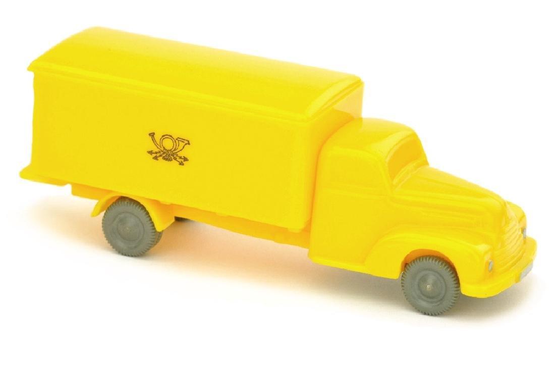 Postwagen MB 3500 Posthorn