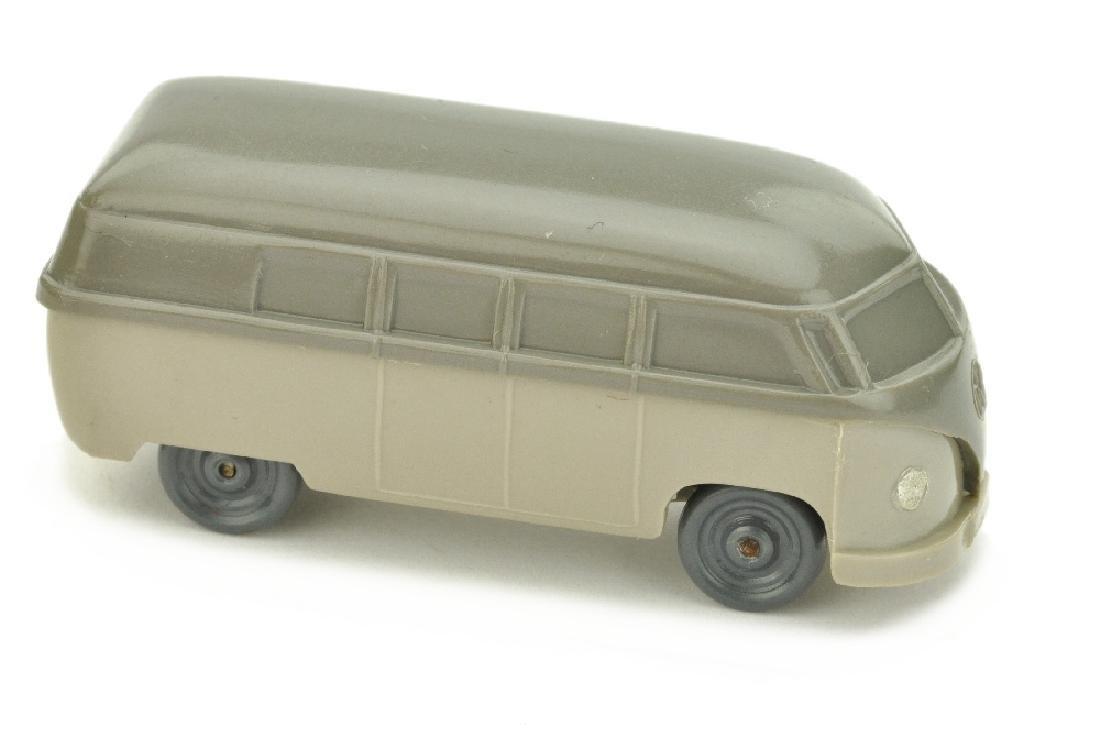 VW T1 Bus (Typ 3), umbragrau/braunelfenbein