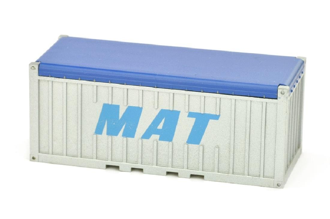 """Liliput open-top-Container """"MAT"""""""