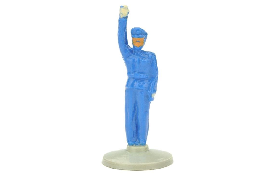 Polizist (Typ E), himmelblau