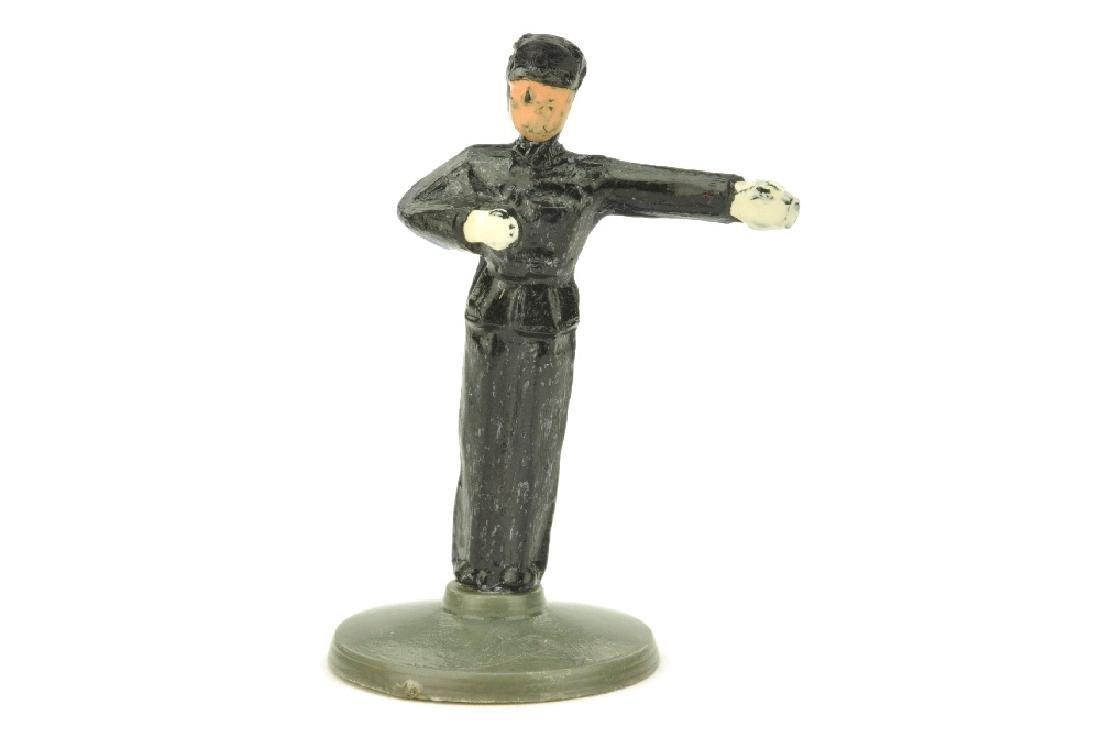 Polizist (Typ D), schwarz