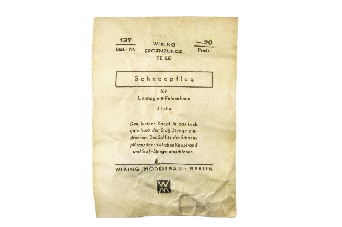 Schneepflug (in Papiertuete)