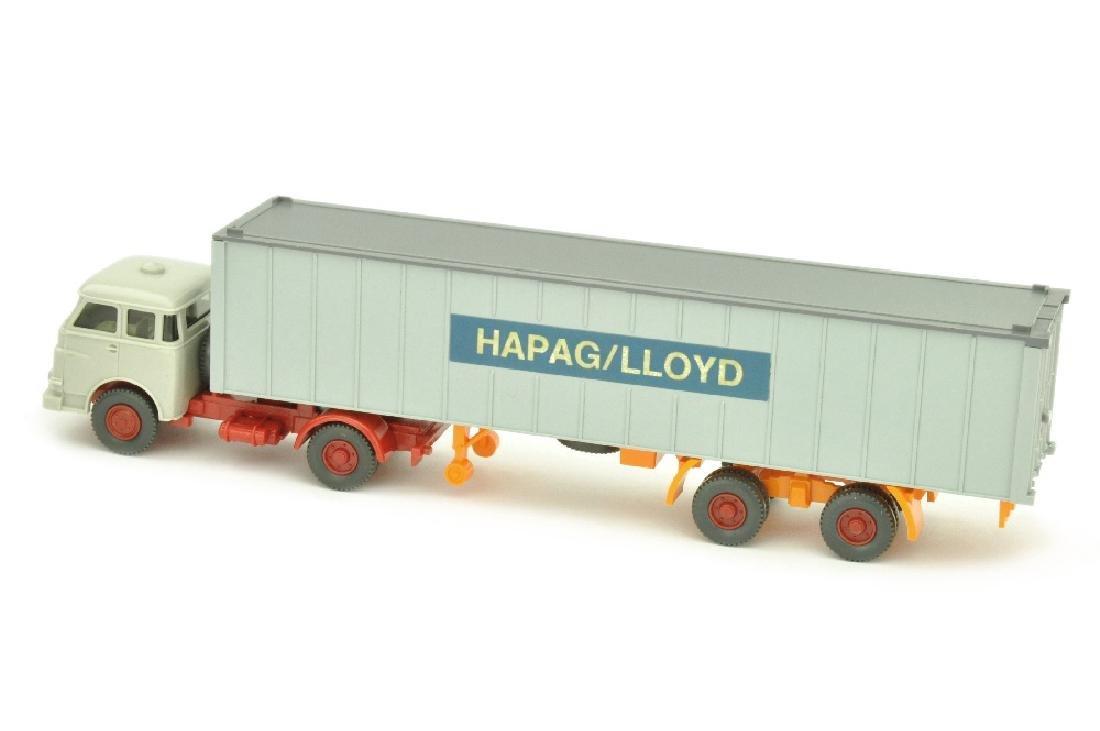 Hapag-Lloyd/1E - MAN 10.230, achatgrau - 2