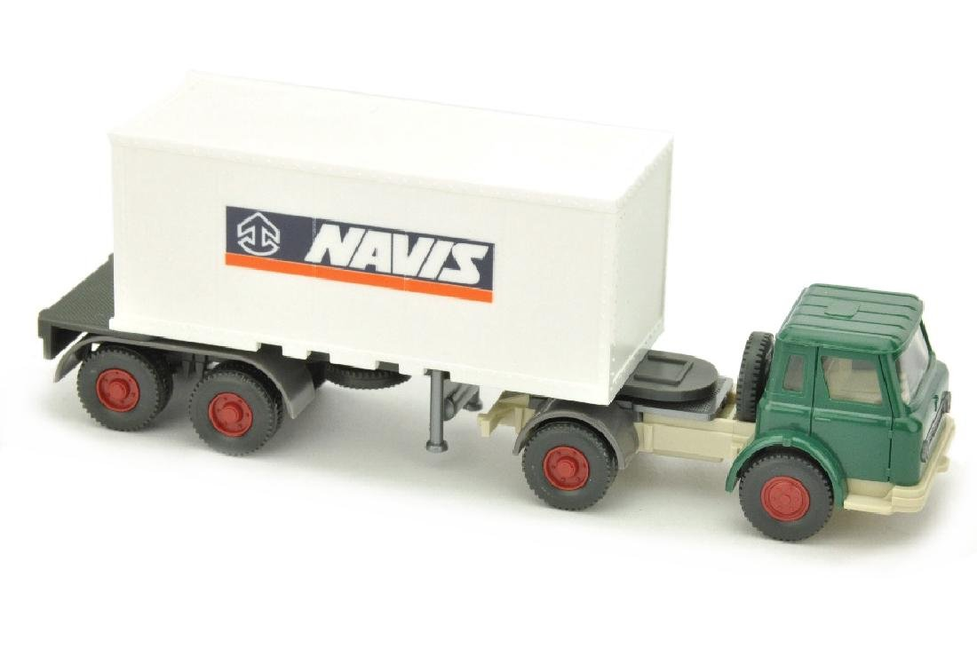 Navis - Container Sattelzug Int. Harvester