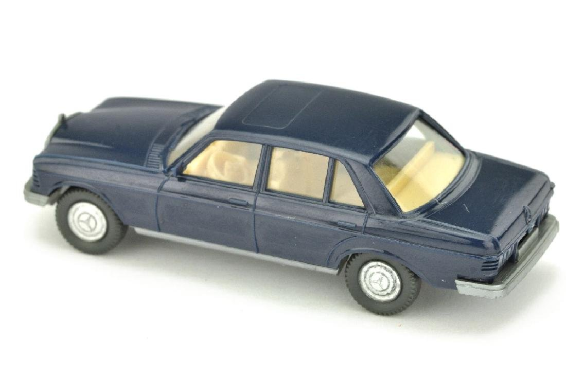 Mercedes 240 D, stahlblau - 2