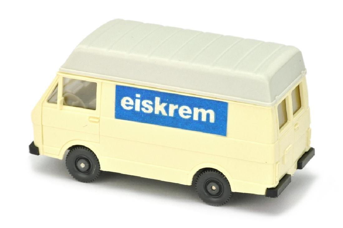 Verkaufswagen VW LT 28, creme - 2