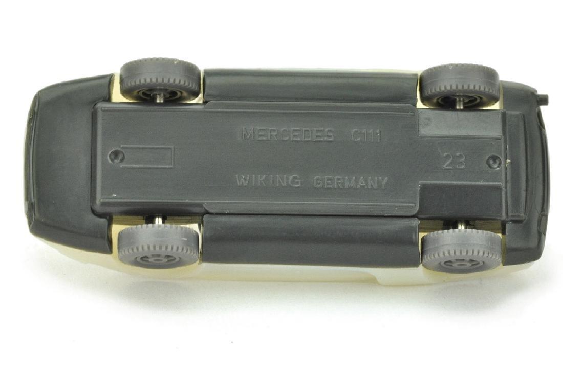 "MB C 111 Versuchswagen, ""milchig""-transparent - 3"