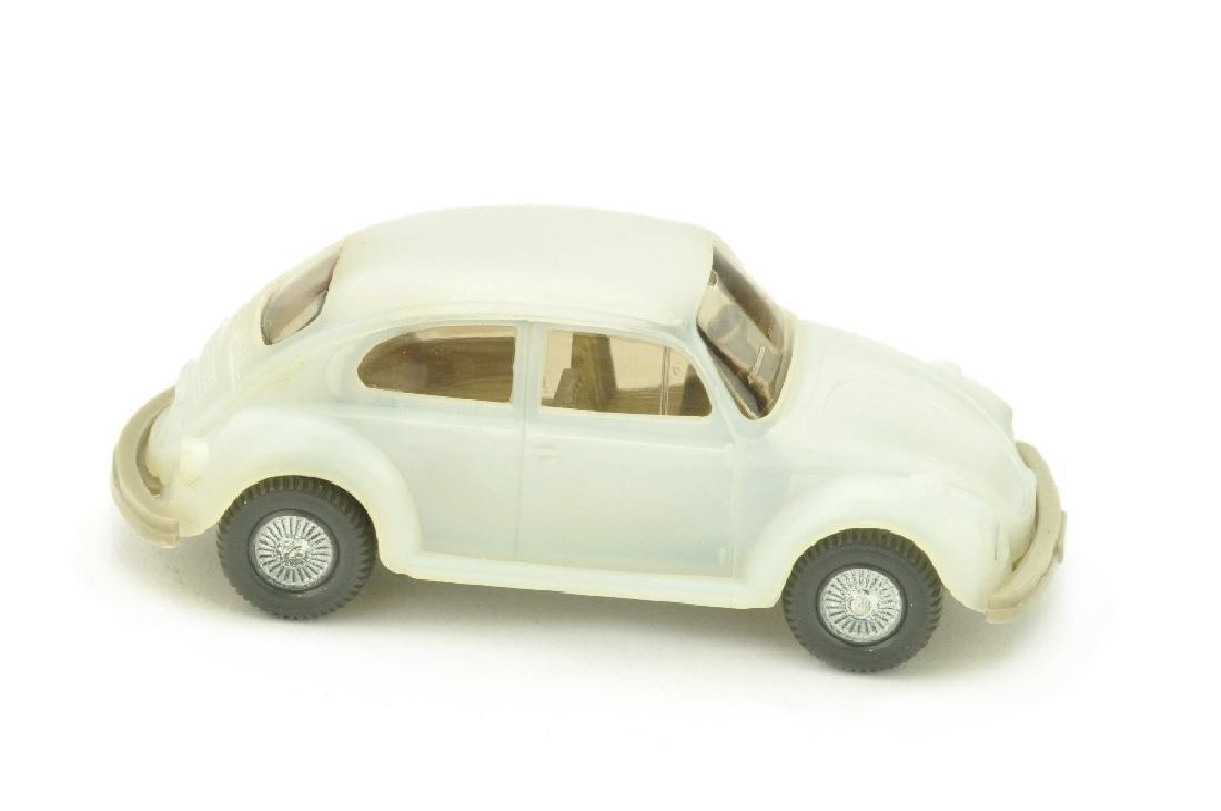VW Kaefer (Typ 7), milchig-transparent/olivgrau