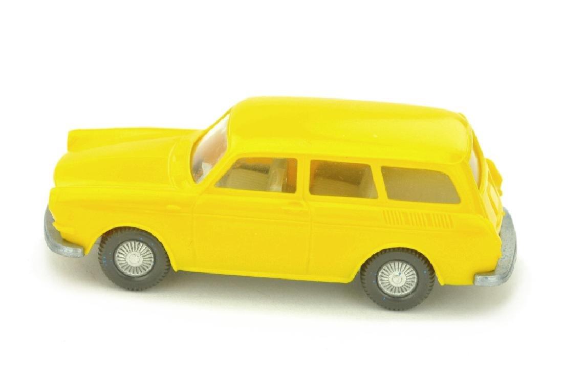 VW 1600 Variant, gelb - 2