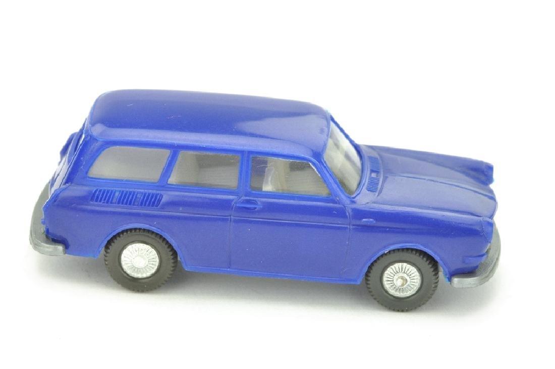 VW 1600 Variant, ultramarin