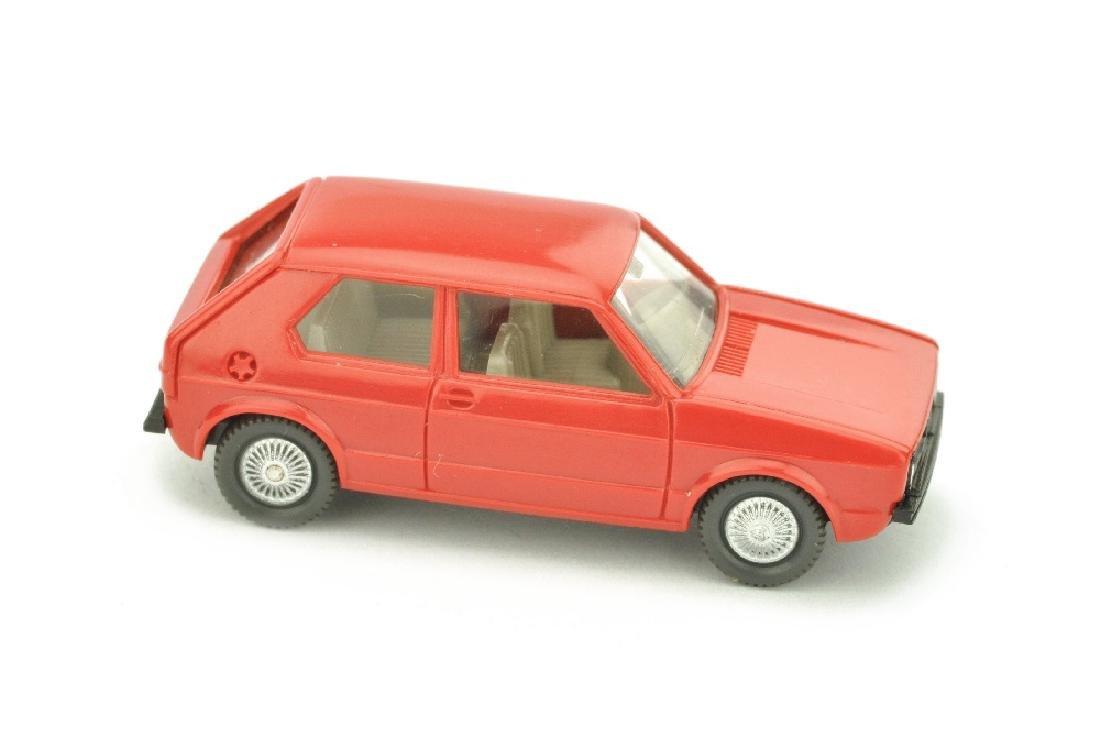 VW Golf I (2-tuerig), rot