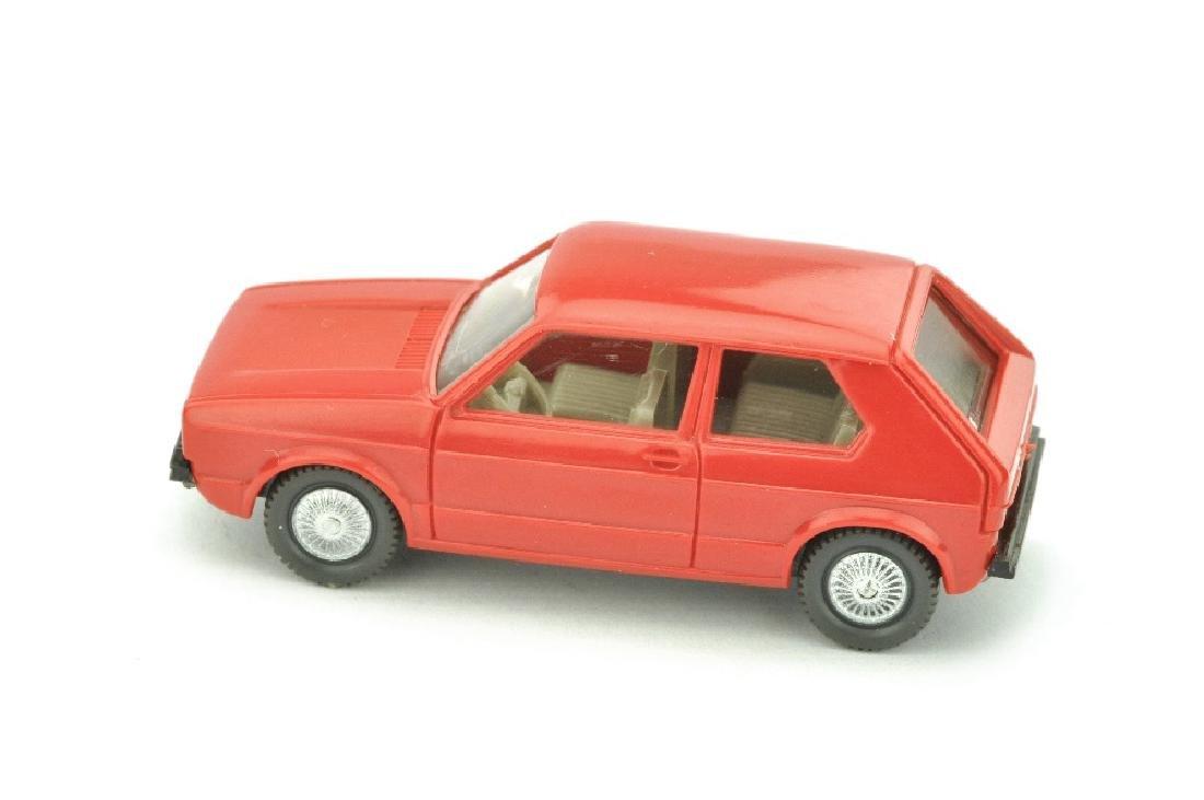 VW Golf I (2-tuerig), rot - 2