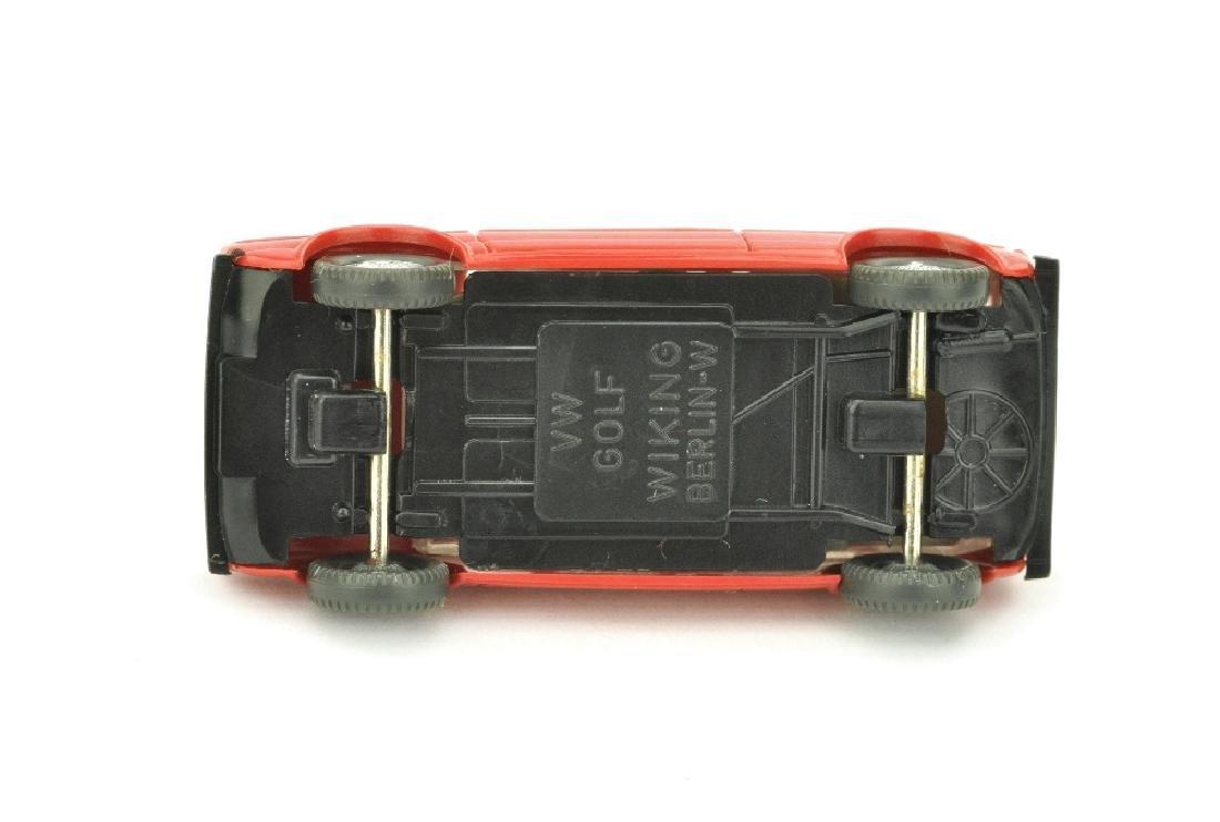 VW Golf I (2-tuerig), rot - 3