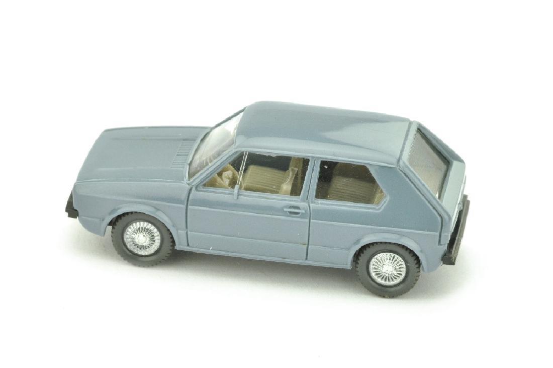 VW Golf I (2-tuerig), blaugrau - 2