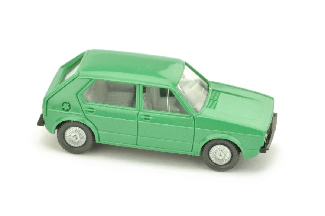 VW Golf I (4-tuerig), gruen