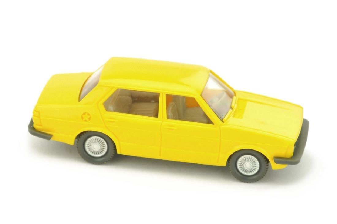 VW Jetta, gelb (ohne BP)