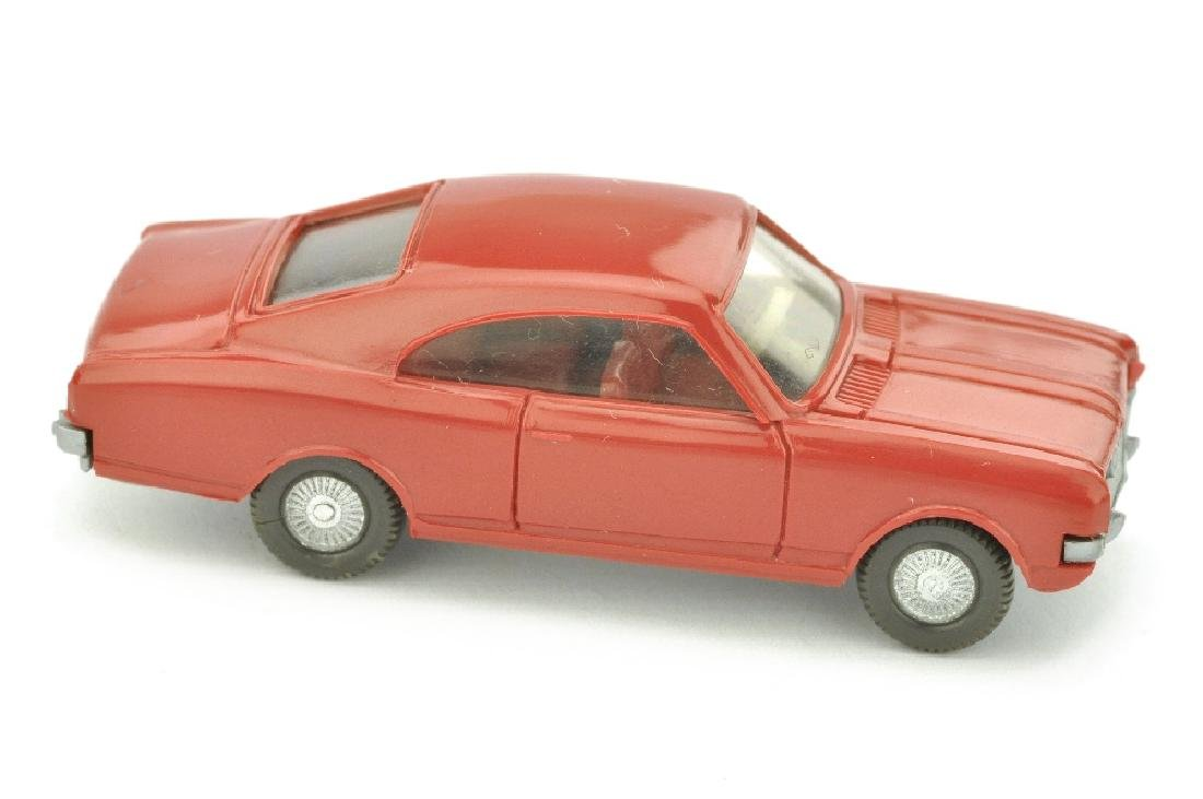 Opel Commodore A Coupe, weinrot
