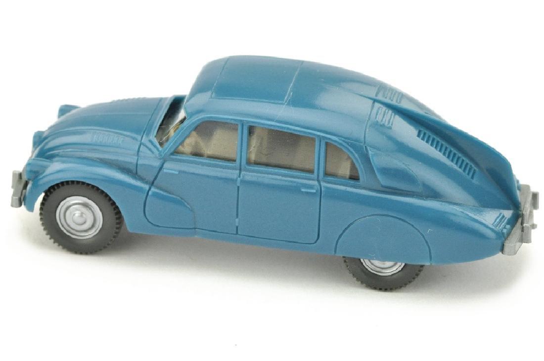 Tatra 87, azurblau - 2