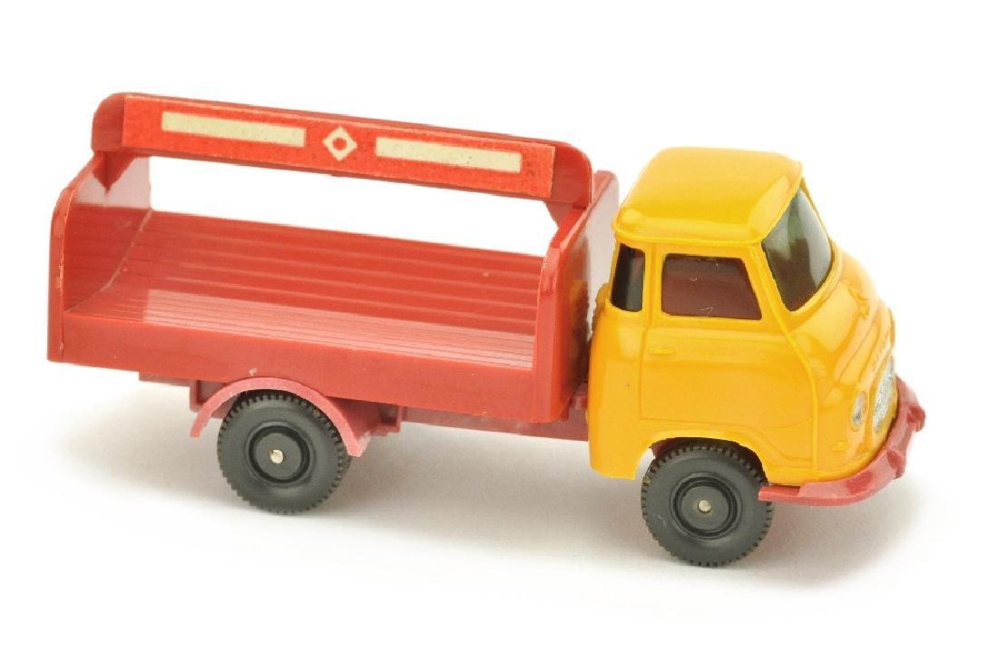 Getraenkewagen Hanomag (Chassis misch-rot)