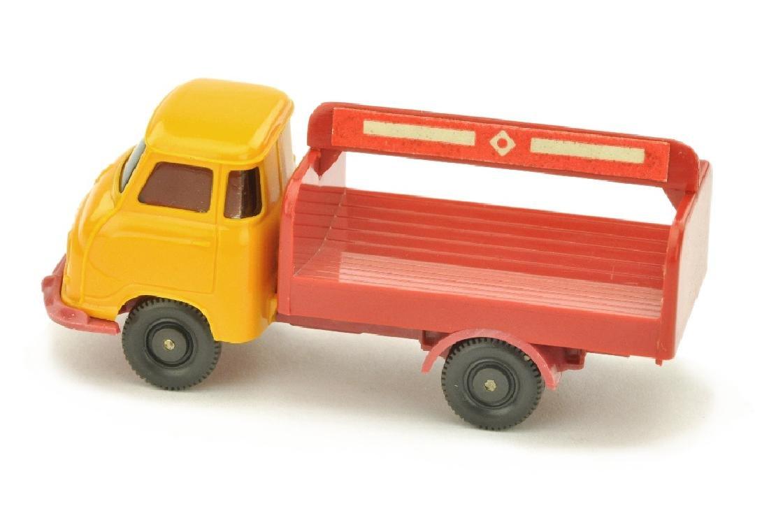 Getraenkewagen Hanomag (Chassis misch-rot) - 2