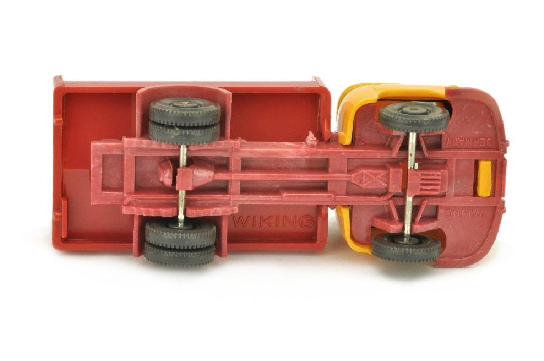 Getraenkewagen Hanomag (Chassis misch-rot) - 3