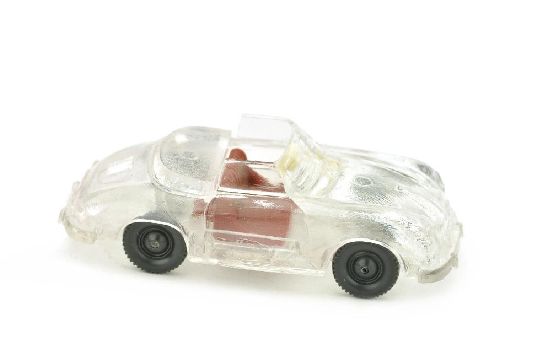 Porsche 356 Cabrio, transparent