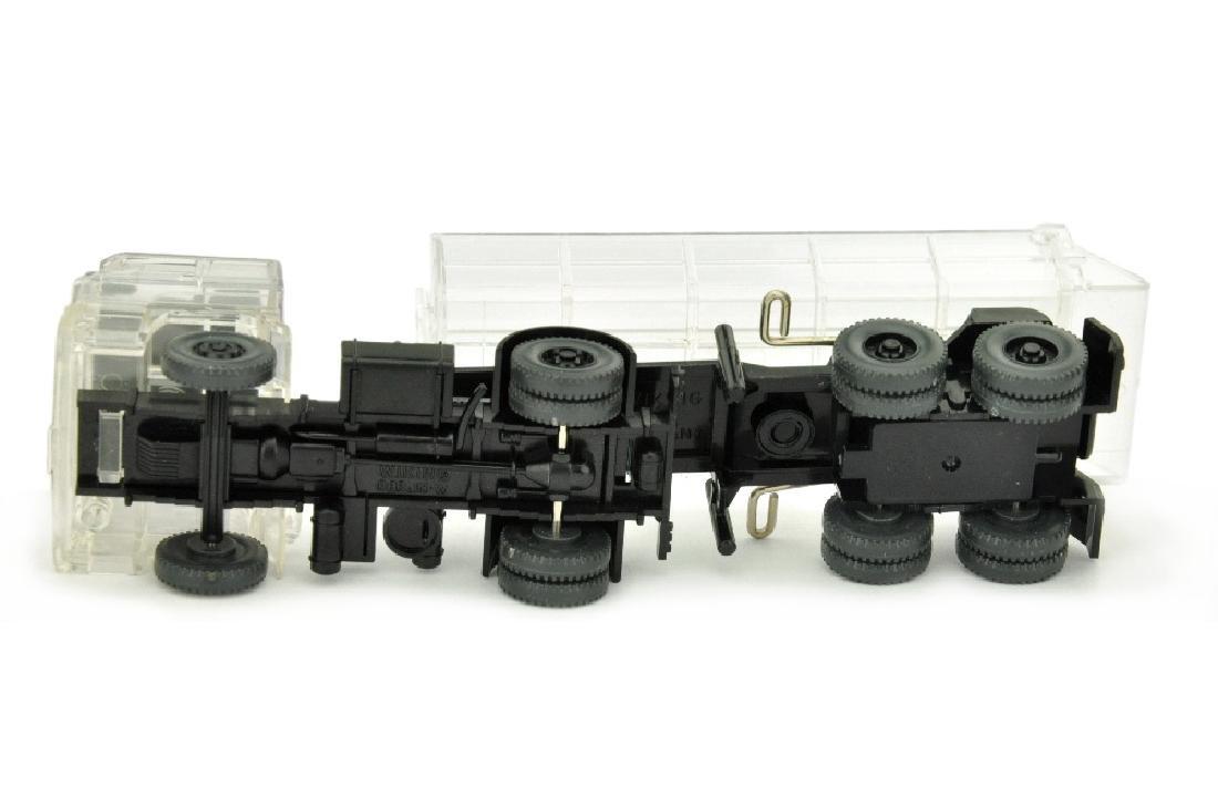 Hinterkipper DAF 3300, transparent - 3