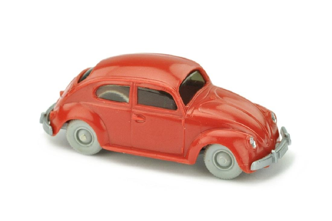VW Kaefer (Typ 5), rot