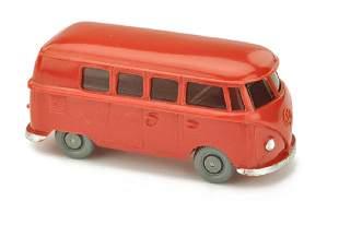 VW T1 Bus alt rot
