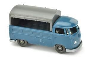 VW T1 Pritsche azurblau
