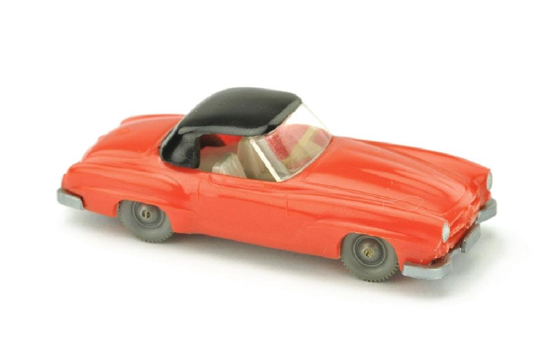 MB 190 SL Coupe, orangerot (Version /5)