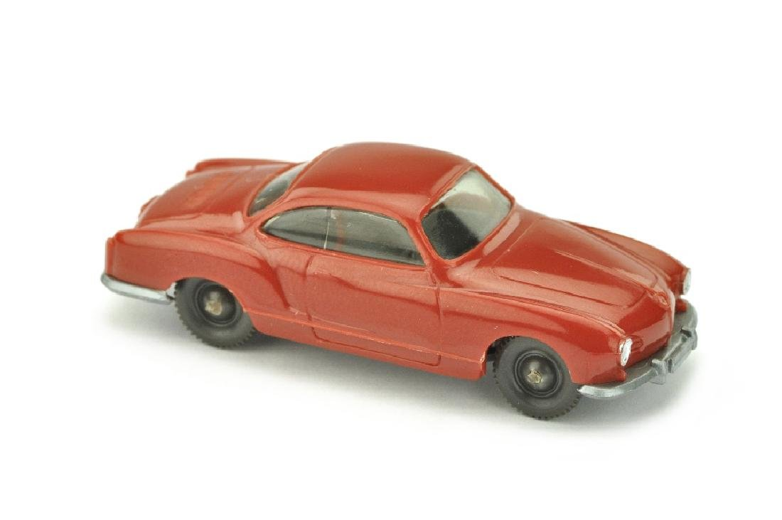 VW Karmann Ghia, weinrot (Version /4)