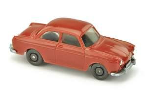 VW 1600 Stufenheck weinrot Version 2