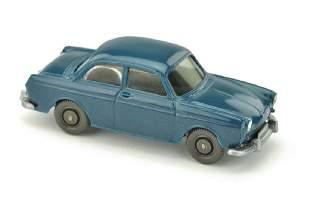 VW 1600 Stufenheck ozeanblau Version 2