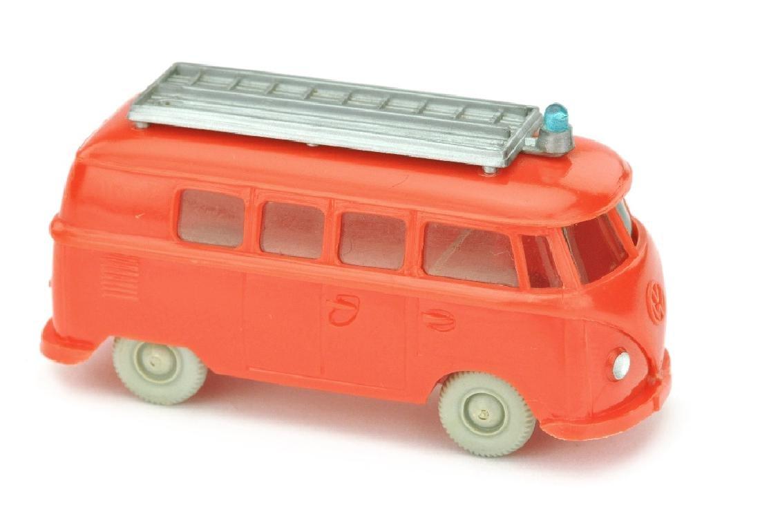 Feuerwehr VW T1 Bus, orangerot