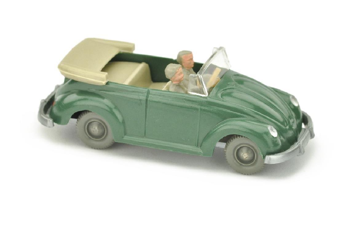 VW Kaefer Cabrio (Typ 2), graugruen