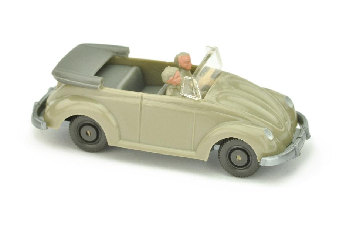 VW Kaefer Cabrio (Typ 2), olivgrau (Version /5)