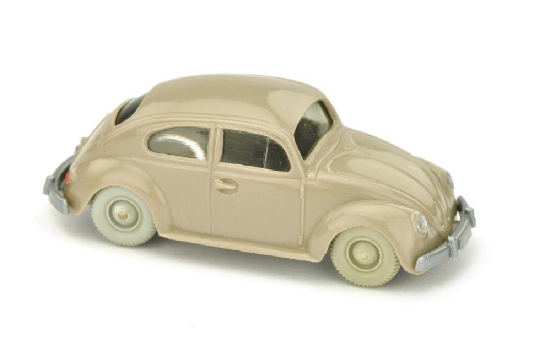 VW Kaefer (Typ 5), braunelfenbein