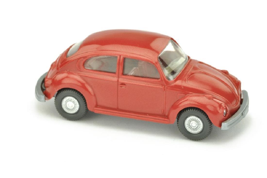 VW Kaefer (Typ 7), rubinrot